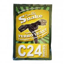 Дрожжи Turbo Double Snake C24