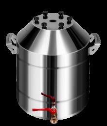 Перегонный куб Cuprum & Steel